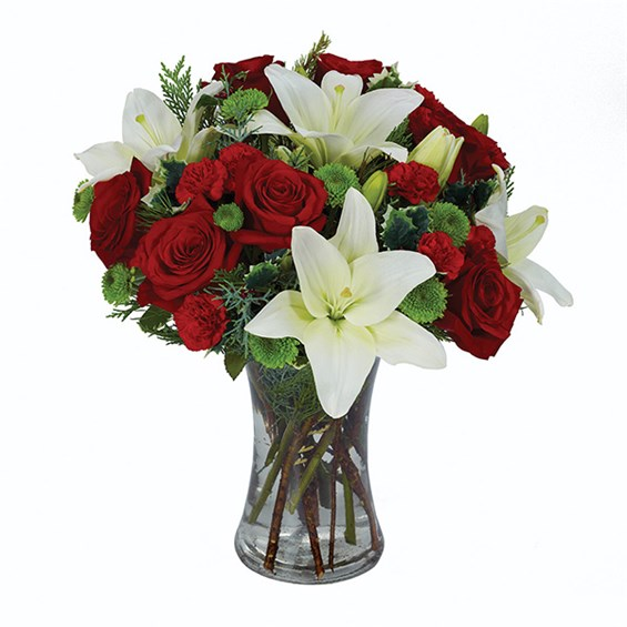 Holiday Celebration Bouquet (BF202-11KL)